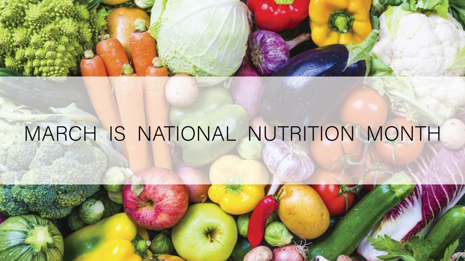 National Nutrition Month Blue Cirrus Consulting